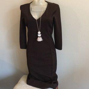 Catherine MaLandrino Bodycon Dress